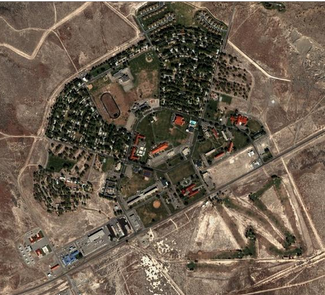 Satellite Image of Dugway Proving Grounds