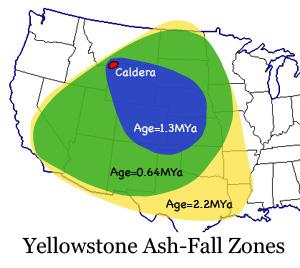 Yellowstone Eruption 40 000 Years Overdue Survivalist Forum