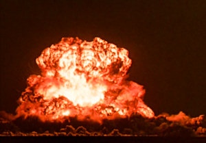 "China's first nuclear test, codename ""596"""