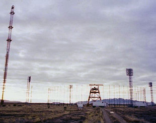 A Target Epicenter at Dugway (Credit: CLUI)