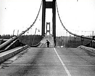 The Fall of Galloping Gertie
