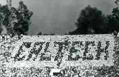 CALTECH at the 1961 Rose Bowl Game